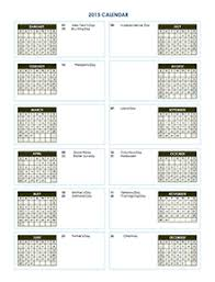 Calendar Format 2015 2015 Calendar Templates Download 2015 Monthly Yearly