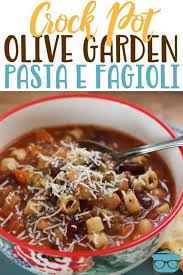 crock pot olive garden pasta e ioli recipe from the country cook