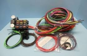 volt circuit wiring harness