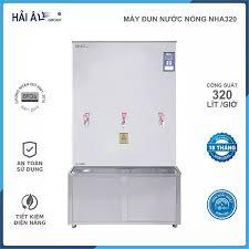Máy đun nước nóng Hải Âu NHA-320