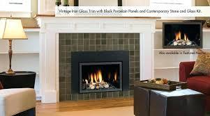 Modern Gas Fireplace On CustomFireplace Quality Electric Gas Gas Fireplace Blower