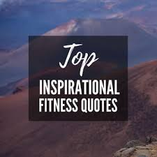 Inspirational Fitness Quotes Fascinating Top Inspirational And Motivational Fitness Quotes For Women Words