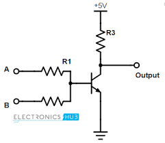 circuit diagram of and gate ireleast info circuit diagram of and gate the wiring diagram wiring circuit
