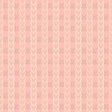 Pink Pattern Wallpaper Simple Design Inspiration