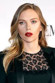 hbz beauty features makeup fall scarlett johansson lgn