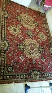under offer large persian rug traditional fl pattern ca 200 x 300 cm ca 6 7 x 9 10
