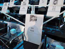 Browns Seating Chart 2017 2017 Mtv Video Music Awards Seating Chart Heres Where