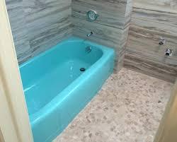 san go tub refinishing refinished bathtub