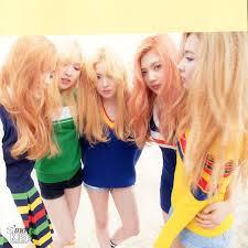 150512 Red Velvet New Picture For Photobook Ice Cream Cake Version