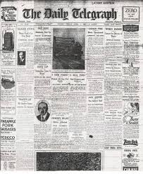 1960s Newspaper Template Newspaper Design History Before We Went Crazy With Layouts