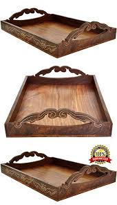 antique wood tray 223 best trays images on