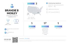 Brandie B Mosley, (251) 645-6301, 6710 William Way E, Eight Mile ...