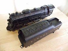 lionel whistle tender lionel postwar o gauge no 2046 steam locomotive and 2046w whistle tender oob