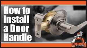 Door Knobs defiant door knobs : Hot to Install a Lever Door Handle: Part 1/2 - Kwikset Defiant ...