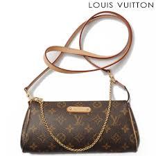 louis vuitton clutch bag. louis vuitton shoulder bag / clutch eva m95667 strap with 2-way monogram louis p