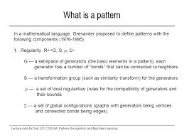 Define Patterns
