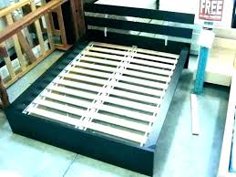 Bed Frame With Slats Wood Slats For Queen Bed Frame Slats Queen Size ...