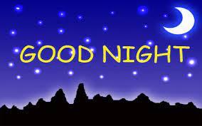 Good Night wallpaper   2560x1600
