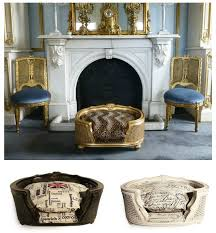 luxury pet furniture. if you really want to pamper your pooch splurge on one of these custom made french dog beds from luxury pet furniture r