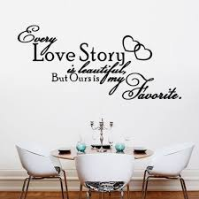 Wall Writing Decor Decor Wall Sticker Picture More Detailed Picture About Love