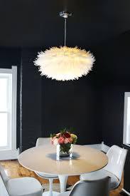 Diy Pendant Lighting Diy Feather Pendant A Beautiful Mess