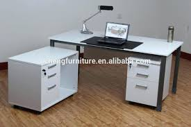 office side tables. Office Side Table White Melamine With  Drawers And Cabinet Designs Office Side Tables
