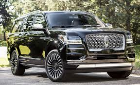 2018 cadillac escalade esv platinum. contemporary platinum 2018 lincoln navigator frontquarter view exterior manufacturer  gallery_worthy with cadillac escalade esv platinum