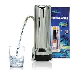 best countertop water filters apex countertop drinking water filter