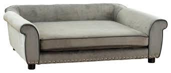 enchanted home pet sofa outlaw dog sofa bed contemporary dog beds enchanted home pet dog sofa
