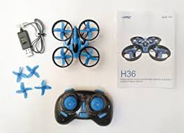 Buy <b>JJRC H36</b> Gyro Drone 2.4G 4CH 6Axis for Beginners, Headless ...