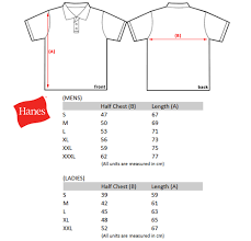 Hanes Sweater Size Chart Hanes Mens T Shirts Size Chart Coolmine Community School