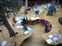 awesome office design. exellent awesome we love how these office designs pop from a traditional office the funky  inspire collaboration creativity productivity and fun for awesome office design