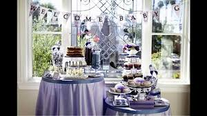 Lavender Baby Shower Decorations Purple Baby Shower Themes Decorations Ideas Youtube
