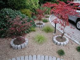 Small Picture Low maintenance front garden