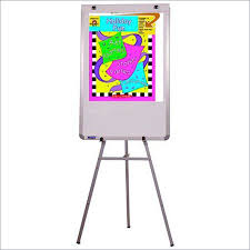 Flip Chart Board With Stand Price Flip Chart Board Upon Stand At Best Price In Mumbai