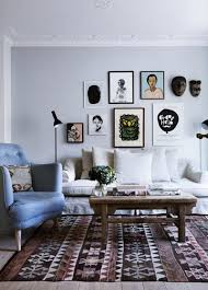 eclectic living room by danish design