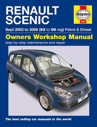 free renault scenic 2 repair manual grand scenic haynes work you