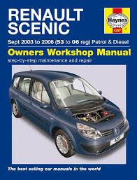 free renault scenic 2 repair manual grand scenic haynes work you