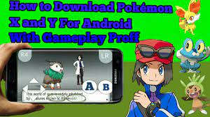 How to Download Pokémon X and Y for android || the fast game need update ||  #POKEMONANDEMULATORSERIOUS – sktechnogaming.com