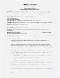sharepoint developer resume sample resume for sharepoint developer globish me