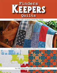 Keepers Quilts: A Rare Cache of Quilts from the 1900s • 15 ... & Finders Keepers Quilts: A Rare Cache of Quilts from the 1900s • 15 Projects  • Historic, ... Adamdwight.com