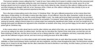 free first person narration essays and papers   helpme general rules of thumb in writing a first person narrative essay