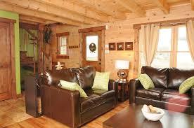 Image of: Log Cabin Decor Style