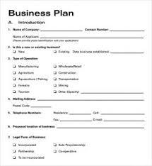 business plan samples business plan sample 2016