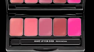 le nuove palette rouge artist by la truccheriale make up for ever