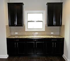 Santa Cecilia Light Granite Kitchen Additional Cabinets In Window Seat Area Timberlake Tahoe Maple