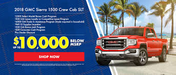 2018 gmc lease deals. perfect gmc 2018 sierra 1500 incentive in gmc lease deals