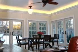 Led Light Strips For Room Gorgeous Chris Brightens Up His Sunroom With LED Strip Lighting Diode LED