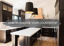 how to choose your countertop construction2style