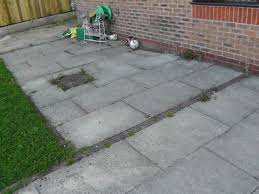 concrete slab patio. Patio Re-laying Rip Up Or Screed Over? - Page 1 Homes, Gardens And DIY PistonHeads Concrete Slab